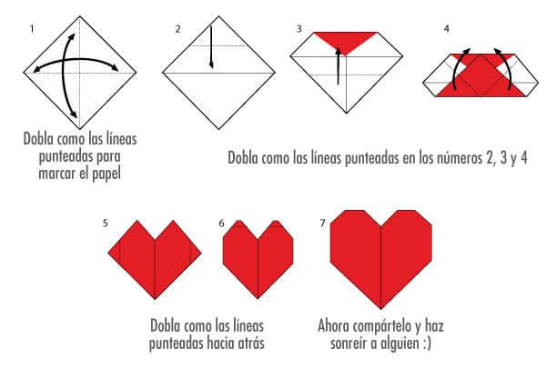 origami_corazon