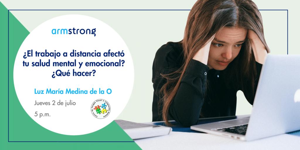 ¿El trabajo a distancia afectó tu salud mental y emocional? ¿Qué hacer?